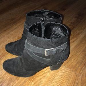 Black Cole Haan booties